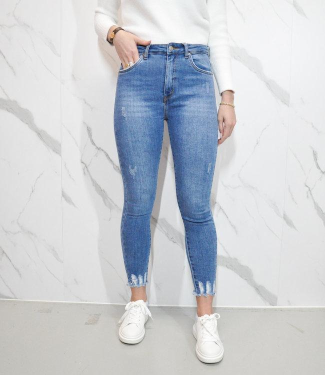 Lotte jeans blue
