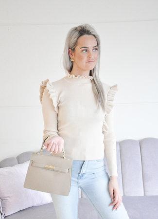 Kate bag taupe