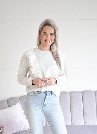 Shany sweater grey