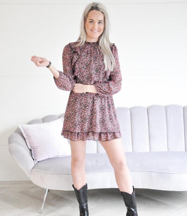 Zeva dress pink