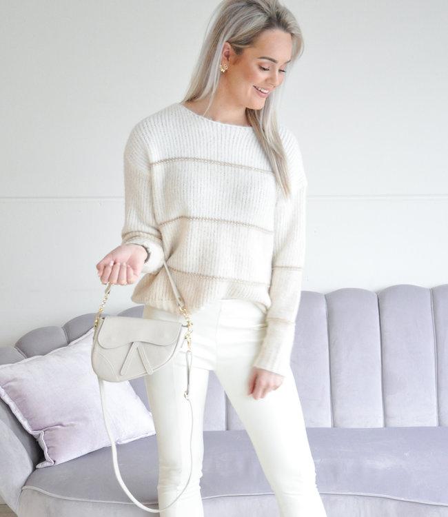 Jiya sweater beige