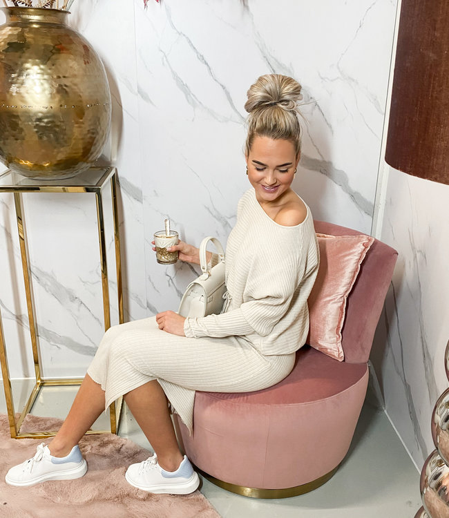 Niva comfy set beige