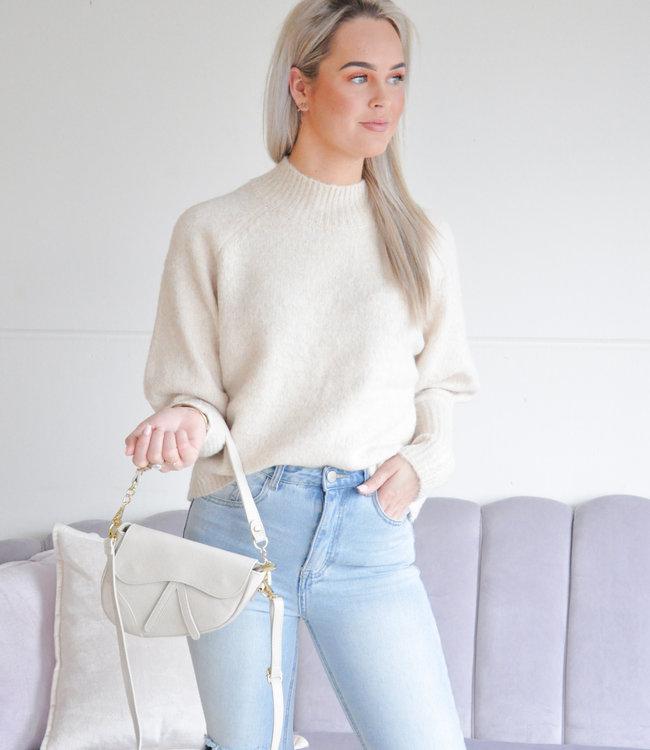 Isabelle sweater beige