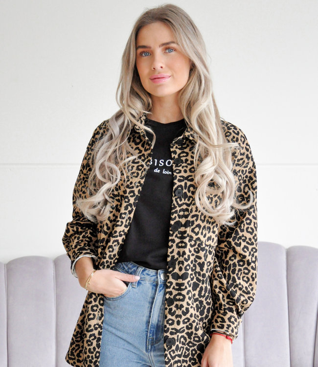 Tabbie blouse leo