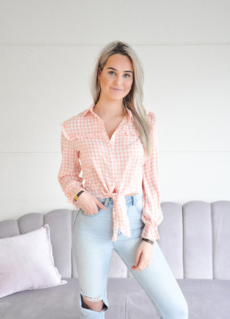 Jody blouse pink