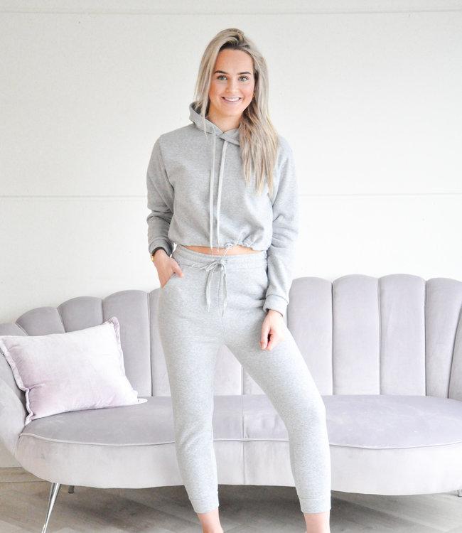 Flore jogging set grey