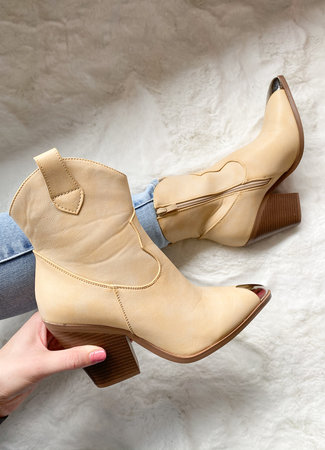 Esther boots beige