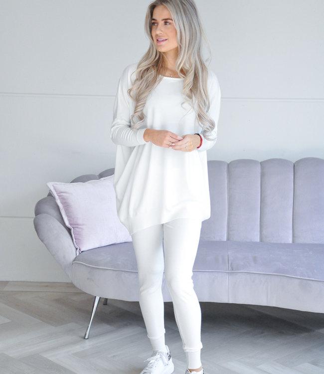 Iris comfy set white