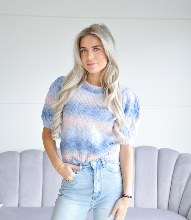 Lillie top lila