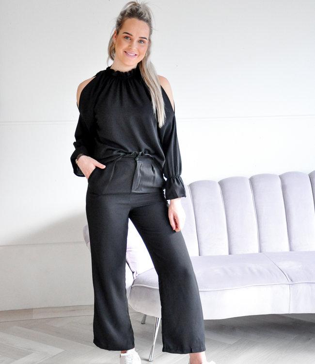 Megie pants black
