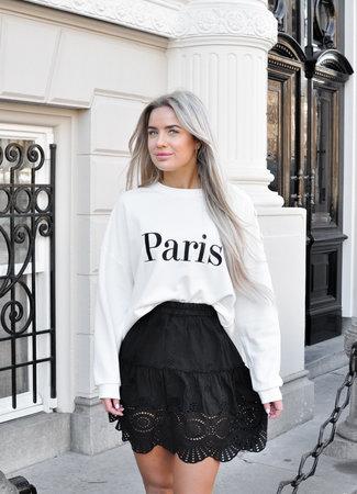 Miley skirt black
