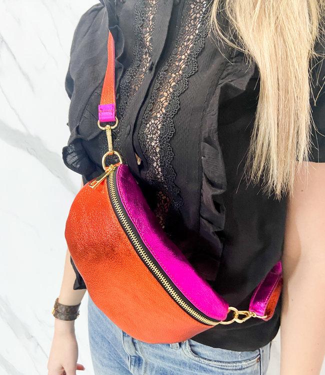 Zoe beltbag orange