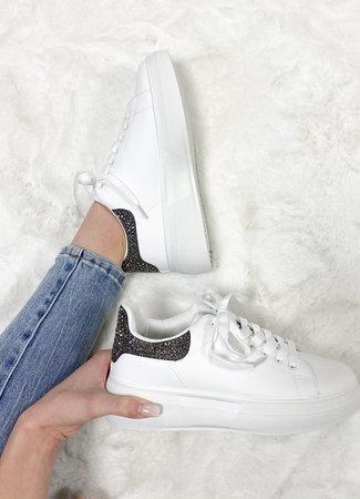 Alexie sneakers grey glitter