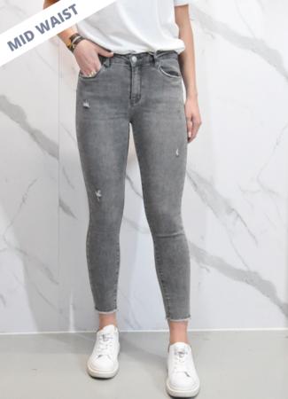 Karlijn jeans grey