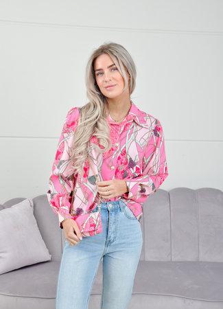 Noa blouse pink