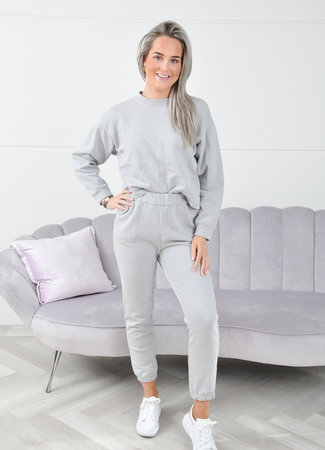 Lucie jogging set grey