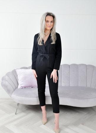 Romy jumpsuit black