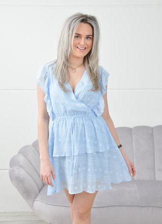 Pamela dress blue