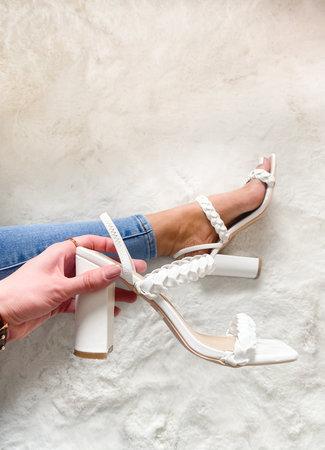 Daisy heels