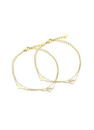 Connection  bracelet set