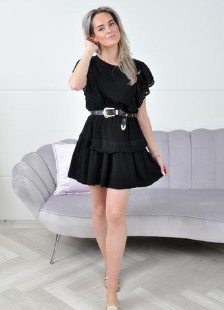 Lauren dress black