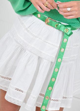Alice wikkelriem green