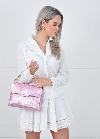 Tanna blouse white