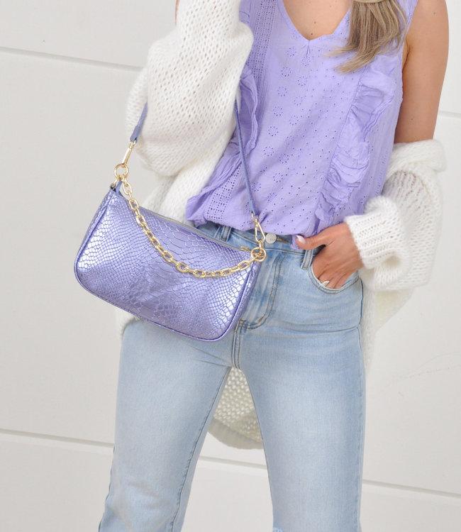 Andie bag lila