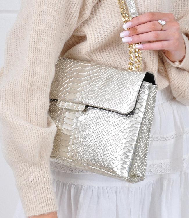 Essie bag gold