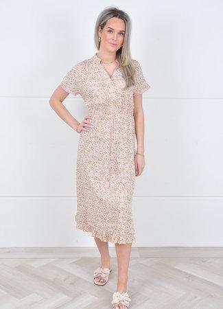 Imane maxi dress pink