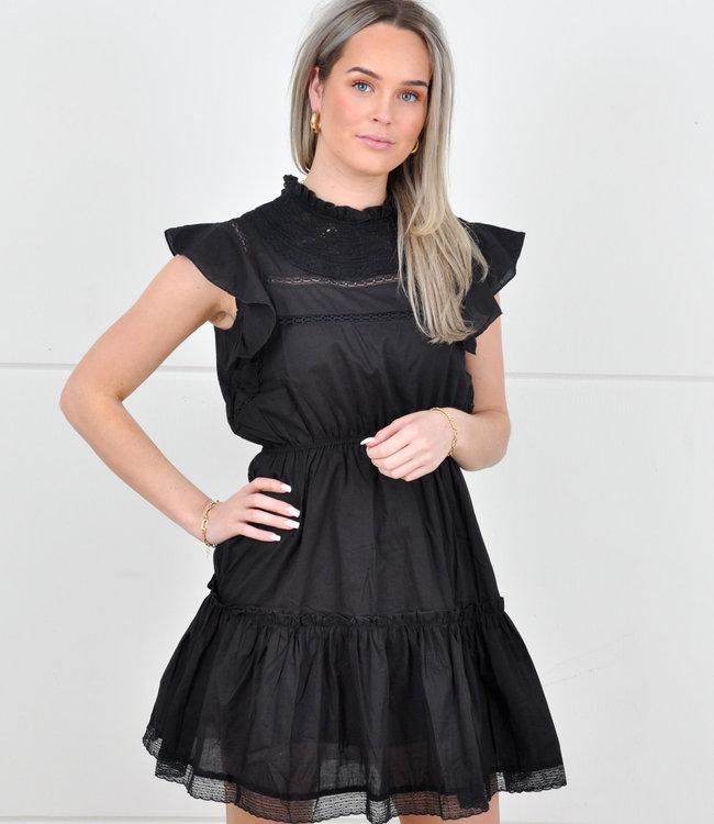 Carmen dress black