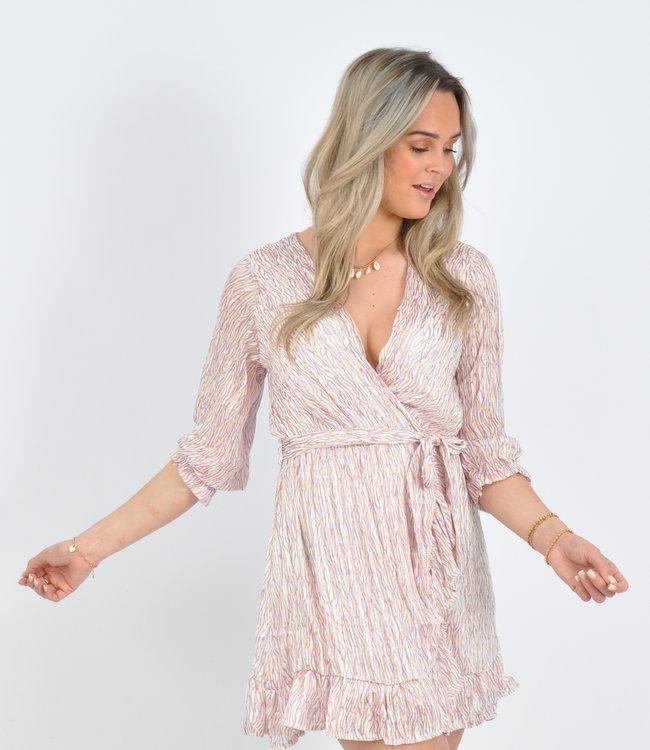 Sadie dress lila