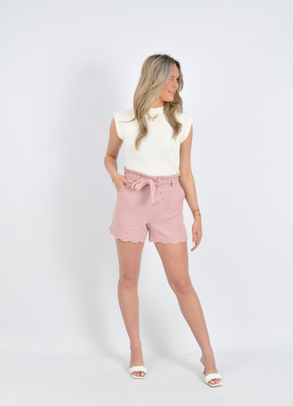 Lucca short pink