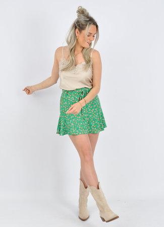 Madely skort green