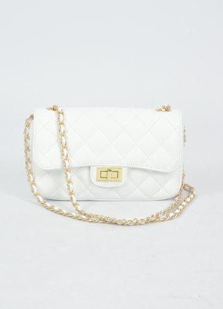 Sophia bag white