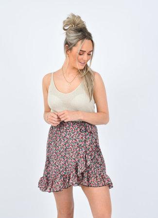 Joan skirt flower