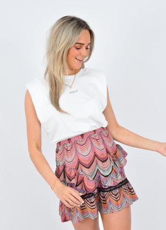 Mara skirt purple