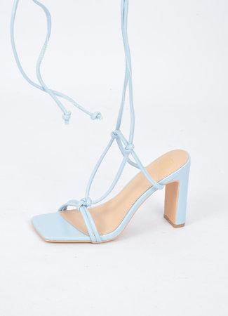 Kel heels blue