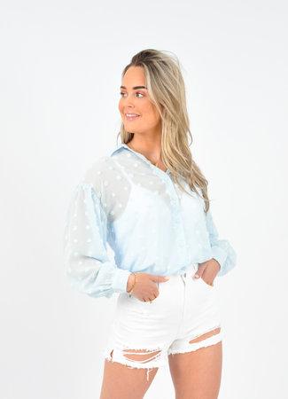 Florien blouse blue