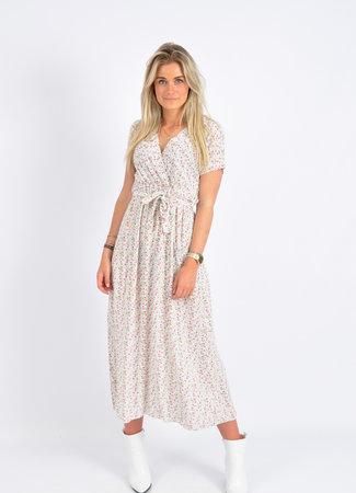 Lucy maxi dress white