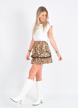 Mara skirt flower