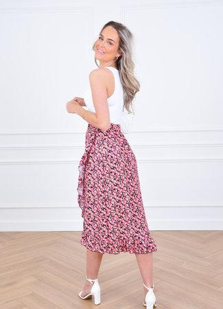 Nila skirt black