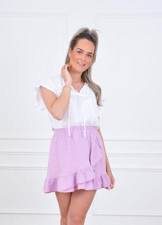 Anouk skirt lila