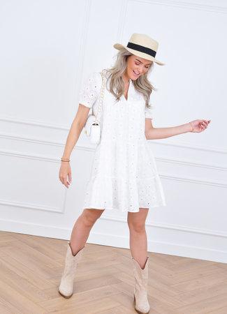 Blia dress white
