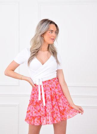 Lolie skirt pink