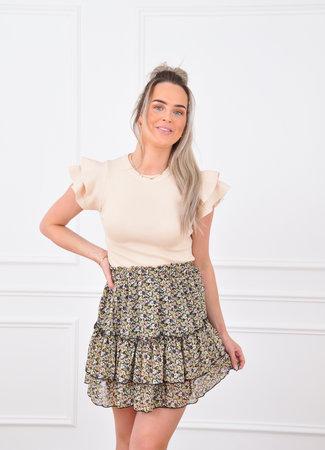 Mazly skirt green
