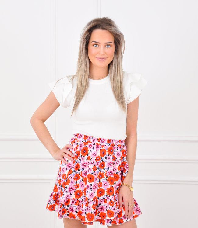 Kirsten skirt flower