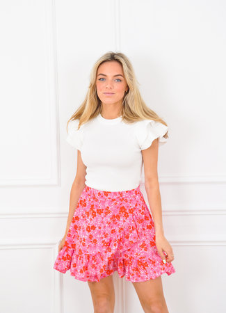 Debbie skirt pink