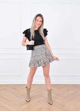 Debbie skirt dotted