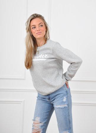 Aymee sweater grey